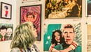 Inside Spoke Art, the Gallery with Awesome Pop-Culture-Themed Shows