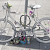 Nils Linke Gets a 'Ghost Bike' -- Joshua Calder Enters a Plea