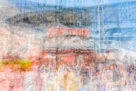 AT&T Park - CHRISTOPHER DYDYK