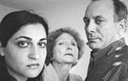 TORANGE  YEGHIAZARIAN - A Mess of Emotions: Atosa Babaoff, Phoebe Moyer, Louis Parnell.