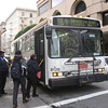 Muni Driver Hits Other Muni Driver With Bus