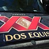 A Most Interesting Lunch from Dos Equis Mobile Academy Food Truck