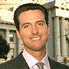 Newsom Doesn't Get Dem Endorsement -- But He's Still Looking Pretty