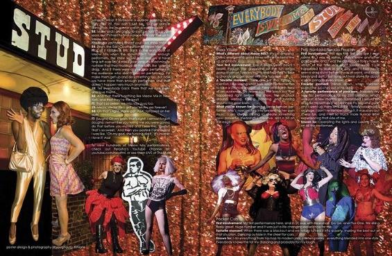 A page from Paradise - B.B. GUNN