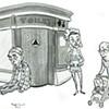 A Real Waste: Lack of Paper Clogs Plans for Tenderloin Toilet