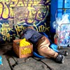 San Francisco Wants Homeless People to Shower and Groom