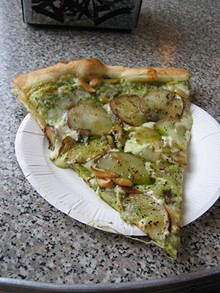 A slice of potato-pesto: No more drunk dialing. - JUST TOM/FLICKR