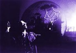 KEN  JACQUES - A Solid Piece of Theater: Ron Campbell in R. Buckminster Fuller.