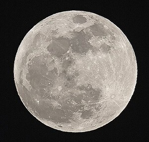 A very big moon - DAVE C./ACCUWEATHER FACEBOOK PAGE
