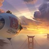 """Big Hero 6"": A Robot Adventure Starring a Futuristic San Francisco"
