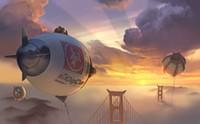 """Big Hero 6"": A Robot Adventure Starring a Futuristic San Francisco"