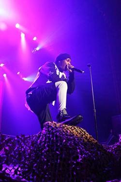 MATT SAINCOME - A$AP Rocky at the Fox