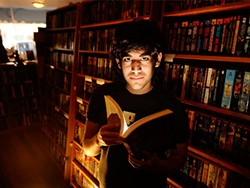 Aaron Swartz, enemy of the state.