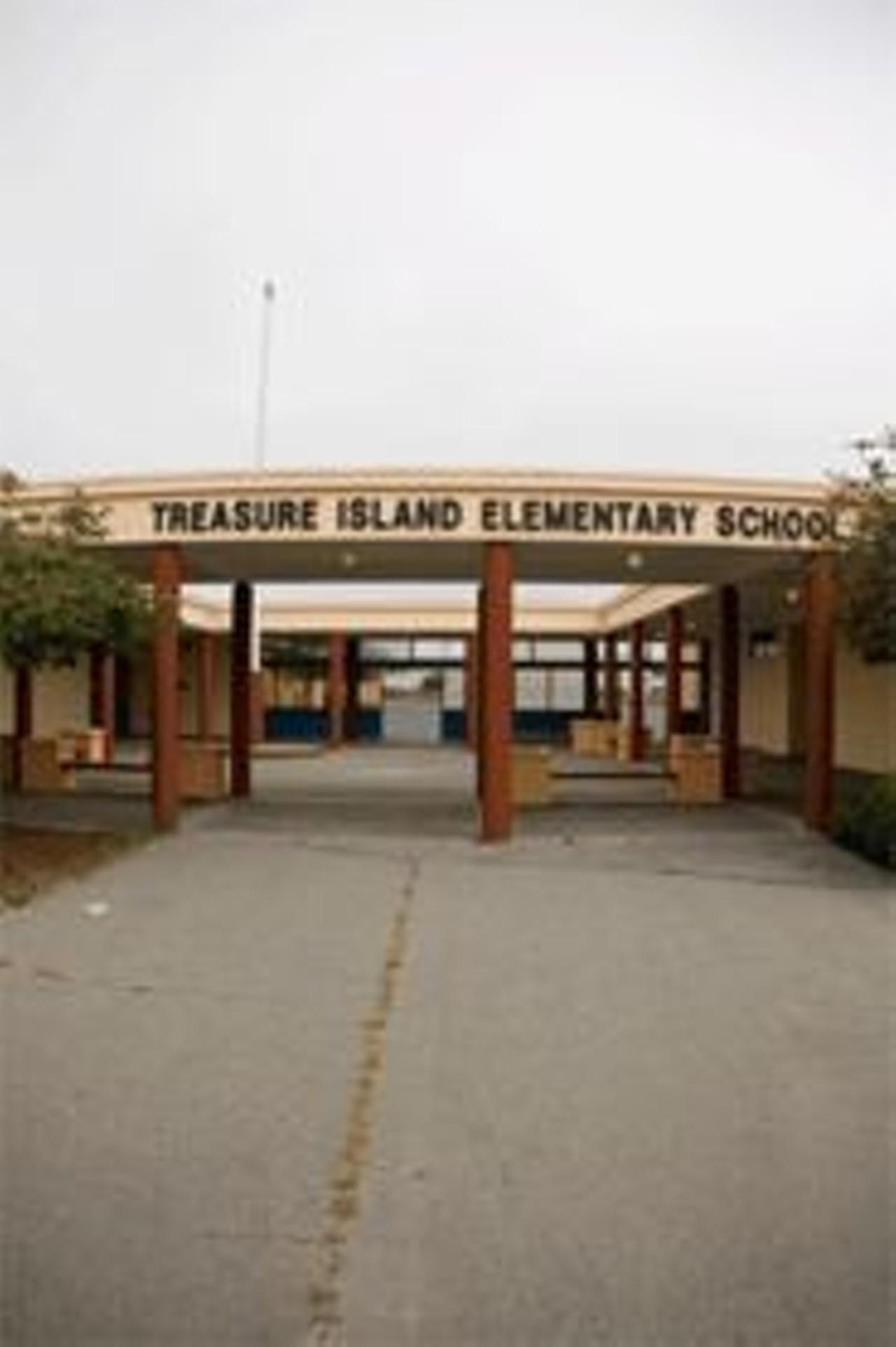Treasure Island San Francisco Toxic Waste