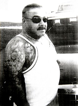 "Abraham ""Spanky"" Guerra, a Norteno lieutenant and SFPD informant, was killed in a shootout on July 27, 2007."