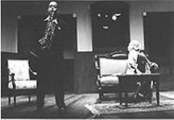 PAT MAZZERA PHOTOGRAPHY - Ackamoor, Jason in Indigo Blues: The plot of a good folk song.