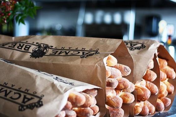 Acme baguettes. - J RODMAN JR./FLICKR