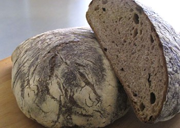 Acme Bread's Edible Schoolyard Loaf