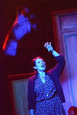 JAY YAMADA - Agnes (Xanadu Bruggers) grabs her piece of the sky.