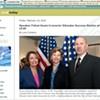 Ash Wednesday Makes Mark on Pelosi Photo-Op