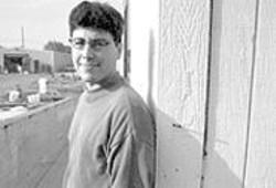 PAUL  TRAPANI - Ahmad Haya left Afghanistan at  the age of 2.