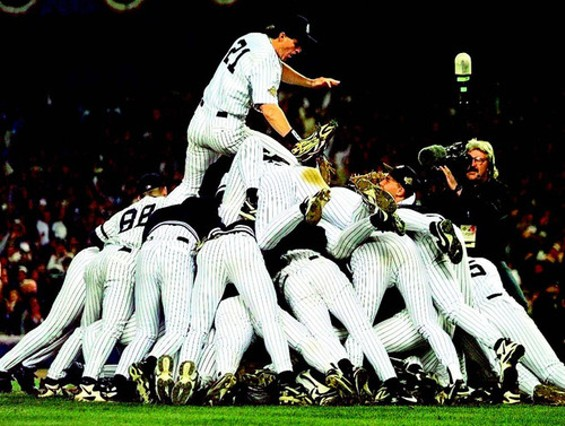 Ain't nobody gonna stop the 1998 Yankees