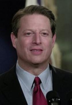AP WIDE WORLD PHOTOS - Al Gore.