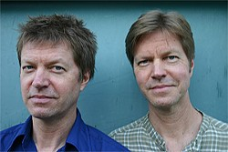 Alex and Nels Cline: Crypto clan.