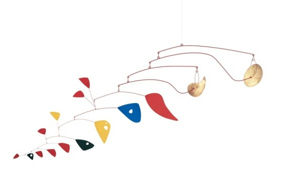 Alexander Calder, Double Gong, 1953