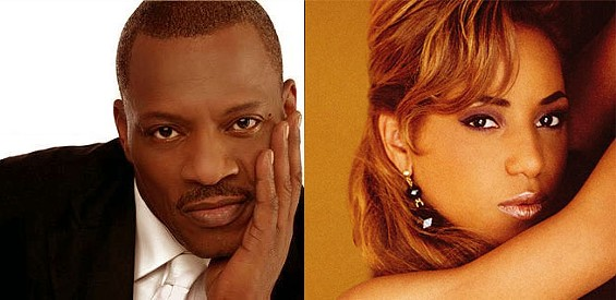 Alexander O'Neal and Cherrelle perform at Yoshi's on Jan. 11-12.