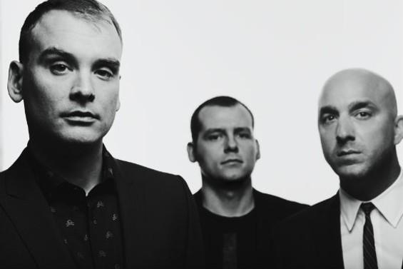 Alkaline Trio plays the Warfield on Wednesday.