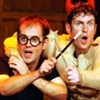 All 7 Harry Potter Books Performed in 70 Minutes: Potted Potter