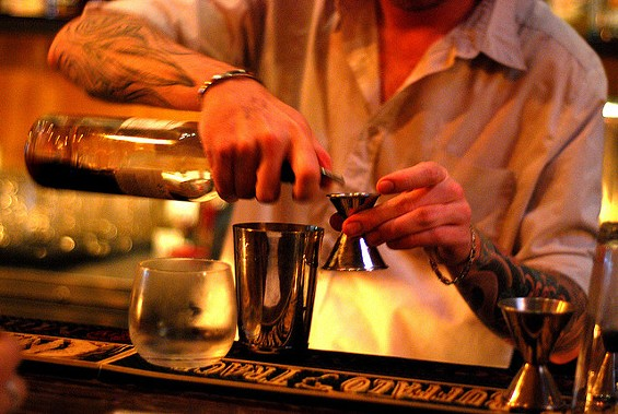 All-day beer cocktails at the Alembic. - BITTERMELON/FLICKR