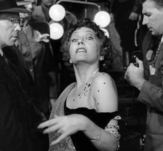 """""""All right, Mr. DeMille, I'm ready for my close- up."""""""