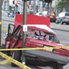 Alleged Car Theft + Fatal Crash = Grumbling Muni Patrons