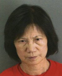 Alleged embezzler Hannah Yau may be wishing she chose her associate more carefully
