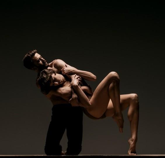 Alonzo King LINES Ballet's Meredith Webster and David Harvey - RJ MUNA