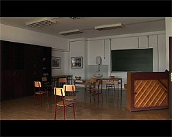 """COURTESY OF THE ARTIST AND HOLLY BUSH GARDENS, LONDON - Amateurs schooling the art professionals: Johanna Billing's """"Magical World"""" video features an after-school program in Croatia."""