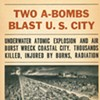 Amazing 1950s Illustrations of American Cities Destroyed by A-Bombs
