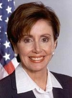 America is dousing Pelosi with a shower of Hatorade.