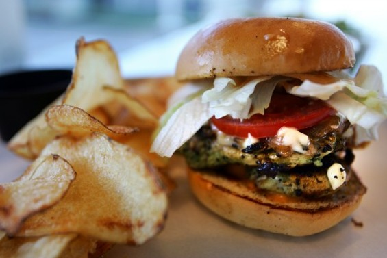 American Fare, PDQ is offering a healthy take on fast food in Belmont. - MIKE KOOZMIN/THE S.F. EXAMINER