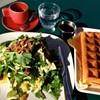Amidst Espresso and Belgian Waffles, Linea Caffe's Salads Shine