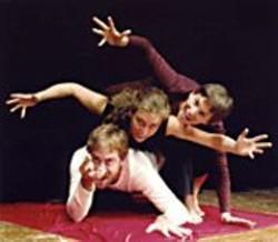 SARAH  SAMONSKY - Amy Sass, Anna Shneiderman, and Keith - Davis in The - Serpent.