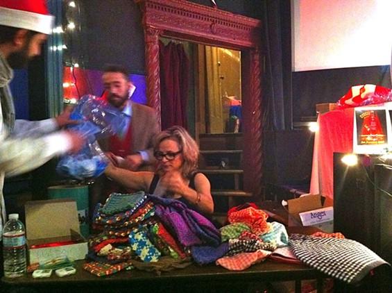 "Amy Sedaris and her handicrafts: ""Everything must go!"" - MISSY BUCHANAN"
