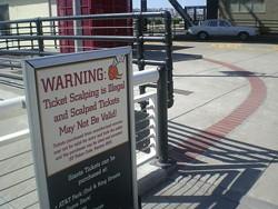 An expert on scalped tickets calls bullshit...