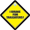 Tailgater Gets Slapped by Pissy Driver