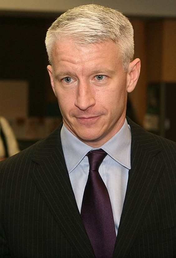 Anderson Cooper cited visibility as one of his reasons for coming out earlier this year.