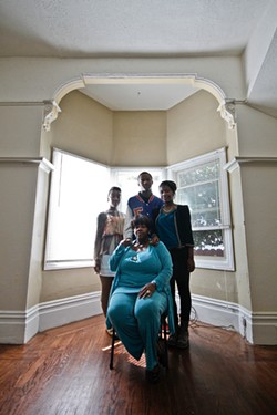 """ANNA LATINO - """"His death changed everything,"""" says Diallo Neal's mother, Gilda Baker. """"Diallo was the glue."""""""