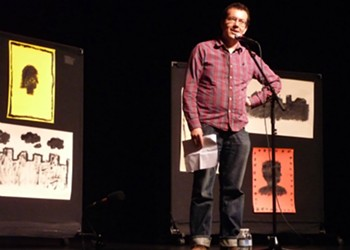 How Not to Write a Review, and Other Lessons from Trampoline Hall, the Inventive Lecture Series