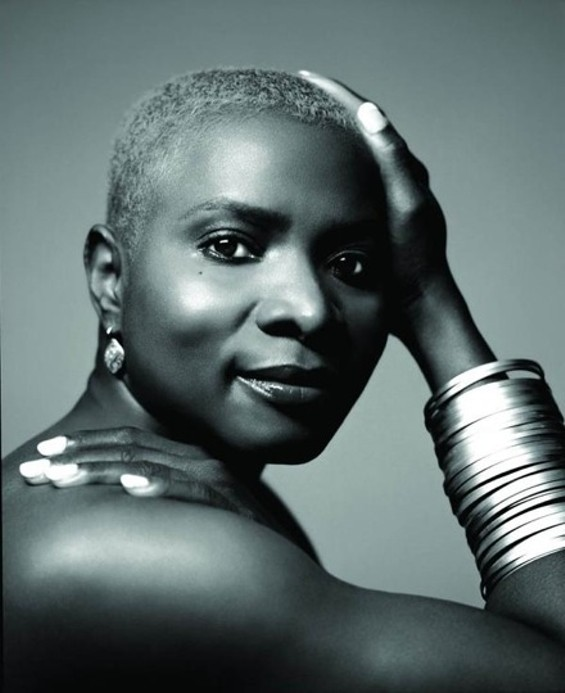 Angélique Kidjo plays for free this Sunday as part of the Stern Grove Festival